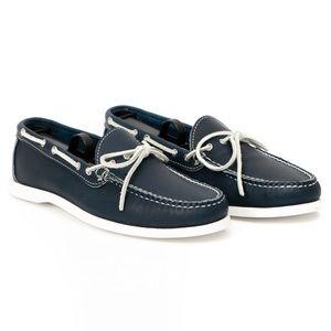 NWT Camp Moccasin Loafers Made in Maine KFG